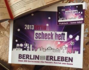 Gutscheinheft Berlin