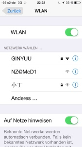 WLAN international