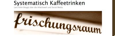 systematisch kaffeetrinken logo