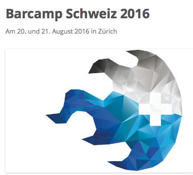 barcampCH2016