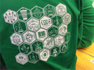 Bild grüne Hoodies
