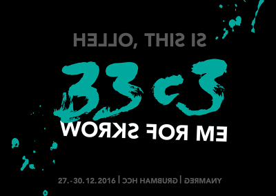 33c3-hello