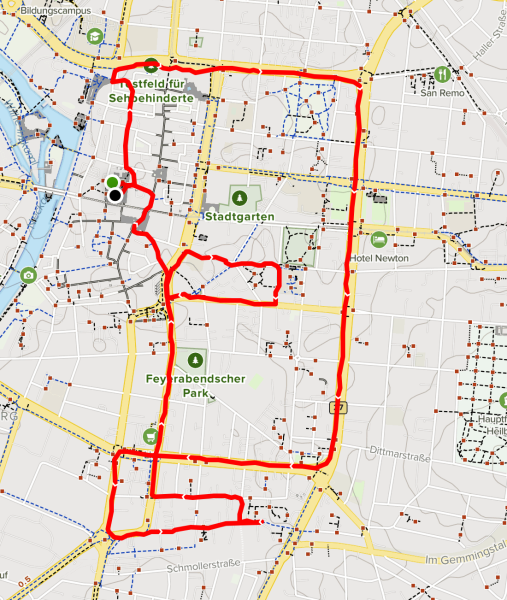 Karte CM HN 2020-07